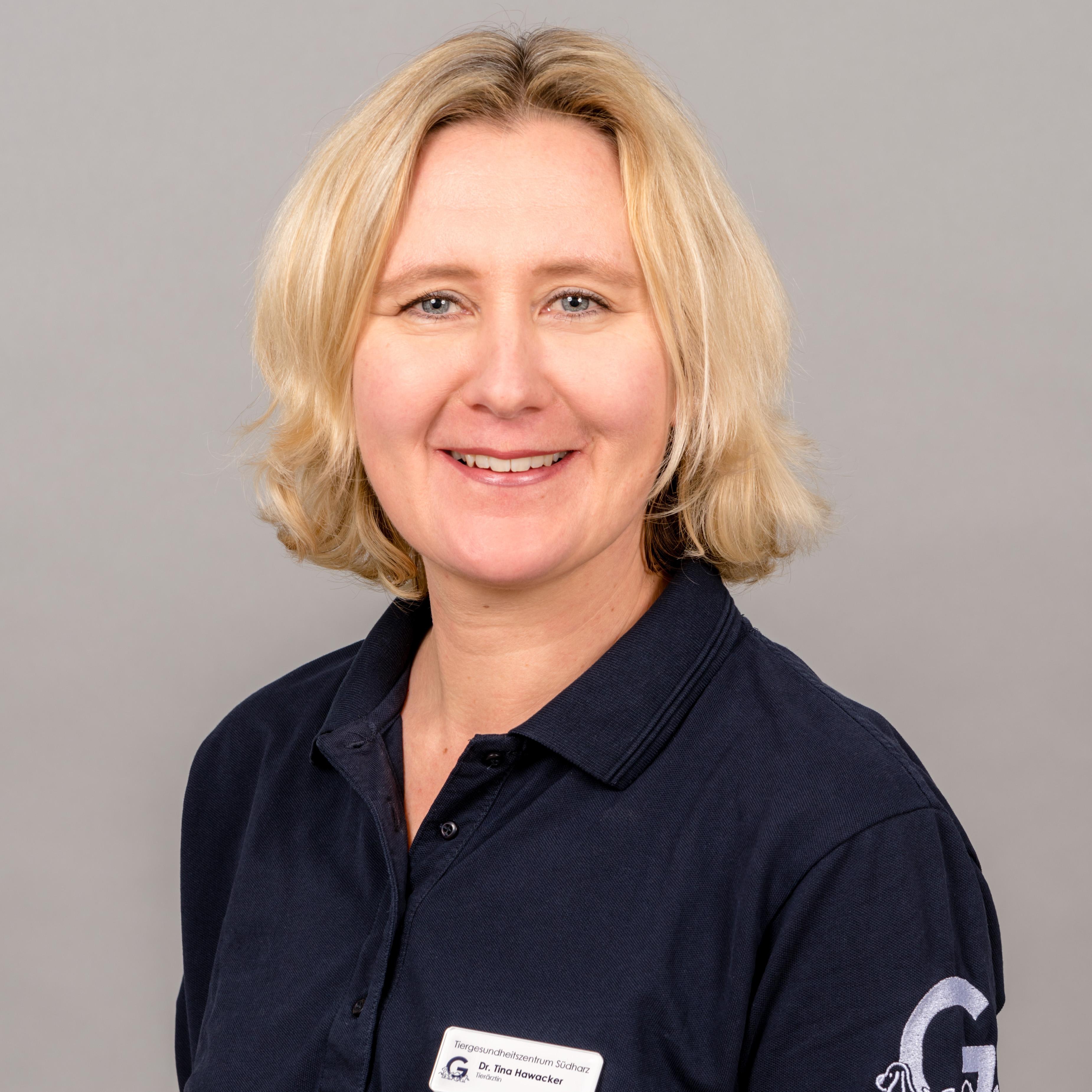 Dr. med. vet. Tina Hawacker
