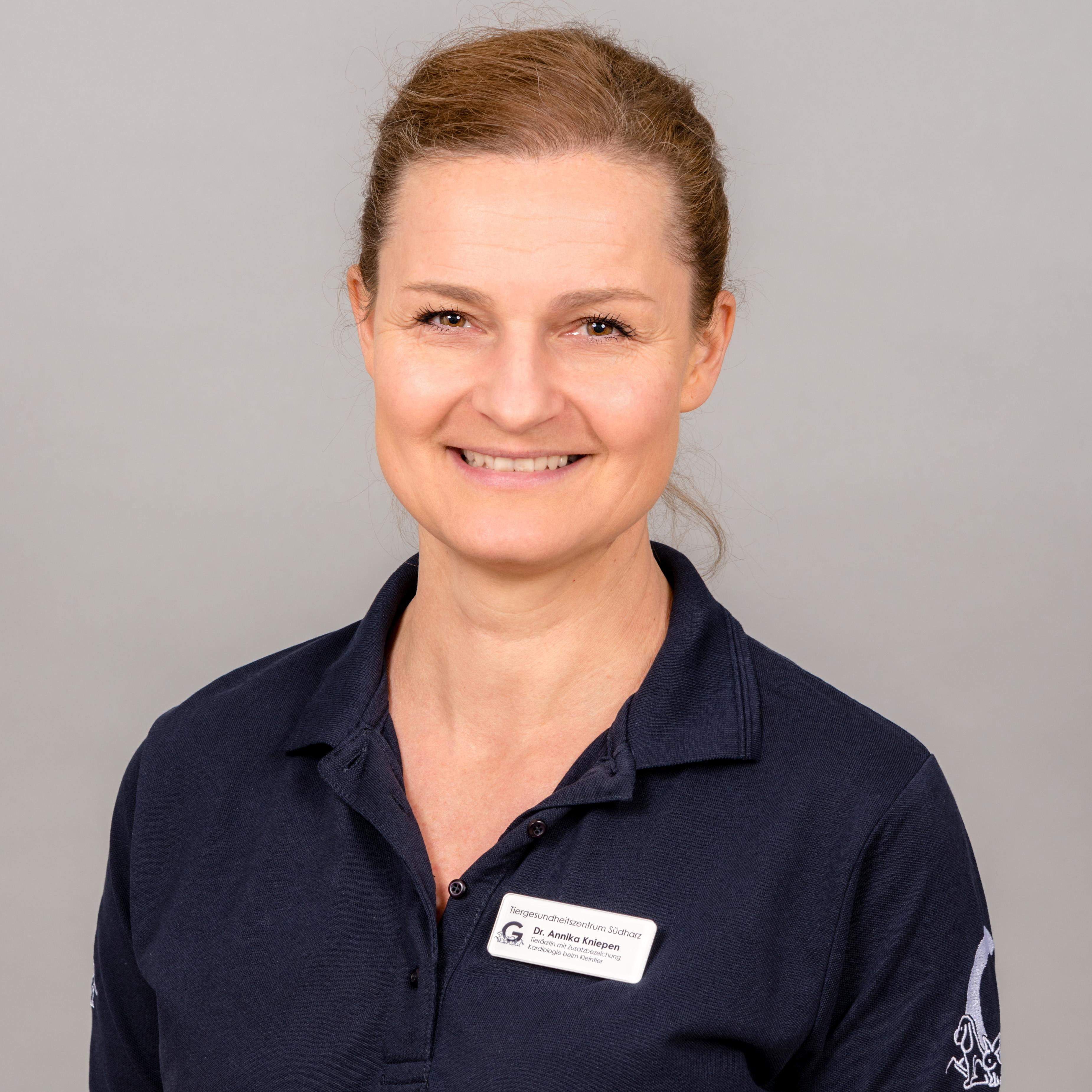 Dr. med. vet. Annika Kniepen