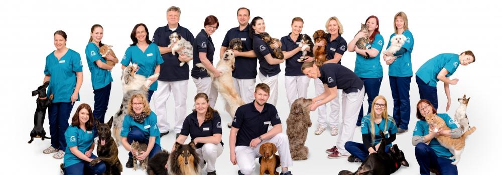 Team Tiergesundheitszentrum Südharz