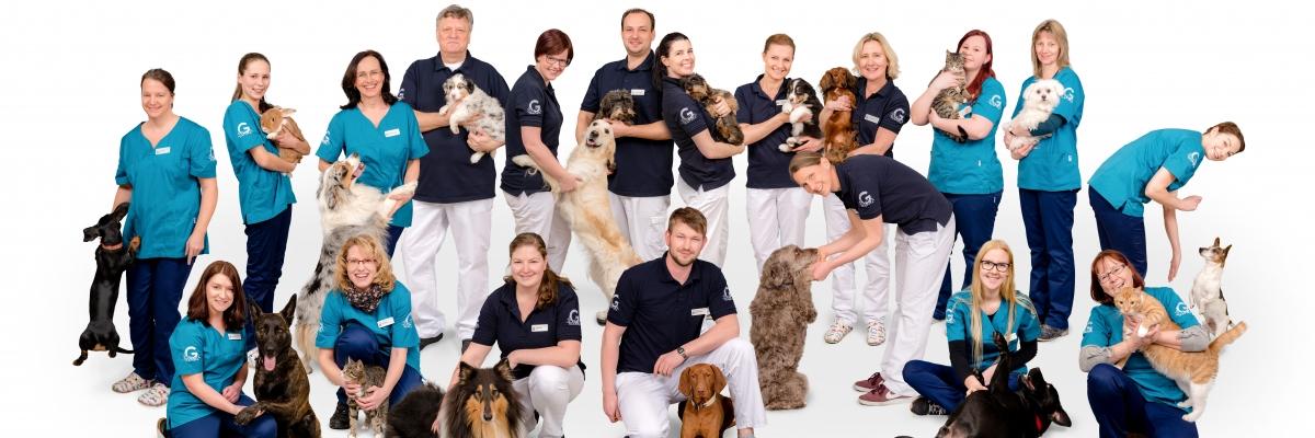 Team Tiergesundheitszentrum Südharz Dr. Grammel