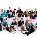 Gruppenbild Tiergesundheitszentrum Südharz